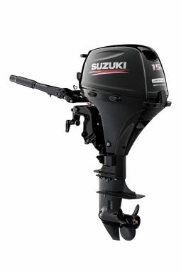 Suzuki Aussenbordmotor 15PS Lean-Burn