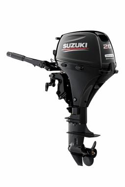 Suzuki Aussenbordmotor 20PS Lean-Burn