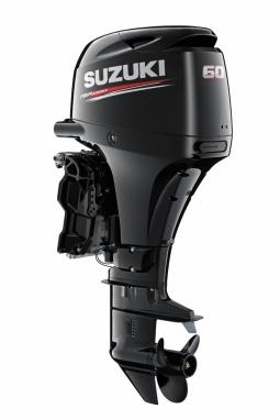 Suzuki Aussenbordmotor 60PS Lean Burn
