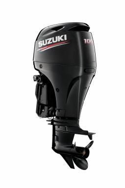 Suzuki Aussenbordmotor 100PS Lean Burn