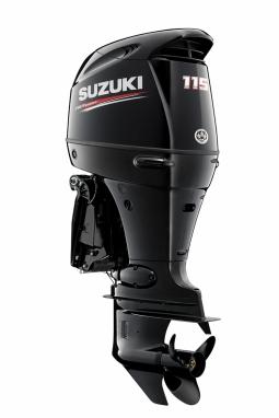 Suzuki Aussenbordmotor 115PS Lean Burn