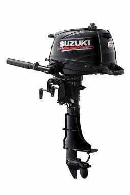 Suzuki Aussenbordmotor 6PS