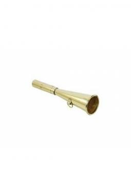 Kleines Signalhorn aus Messing 180mm