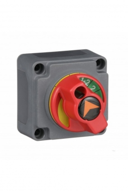 Attwood Dual Battery Switch
